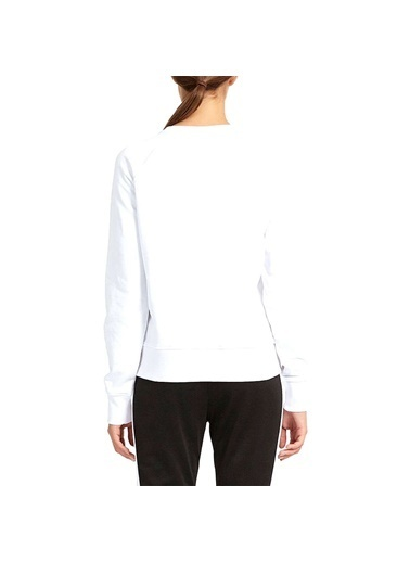 Diadora Sweatshirt Beyaz
